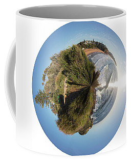 Coffee Mug featuring the photograph Warriewood Beach by Chris Cousins