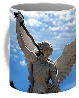 Warrior Angel Coffee Mug