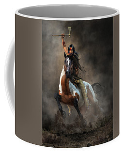 Warrior Coffee Mug
