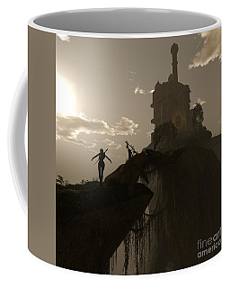Warrior Fae Coffee Mug