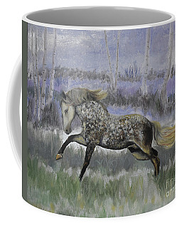 Warrior Of Magical Realms Coffee Mug