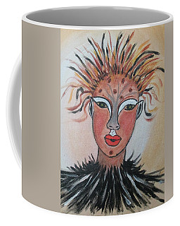 Warrior Woman  #3 Coffee Mug