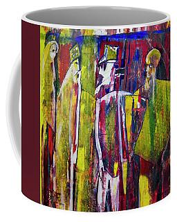 Warriors Coffee Mug