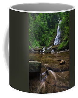Coffee Mug featuring the photograph Warsaw Falls 2 by Mark Papke