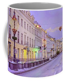 Warsaw Coffee Mug by Juli Scalzi