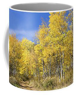 Wasatch Fall Coffee Mug