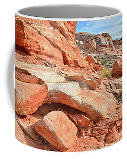 Wash 5 In Valley Of Fire Coffee Mug