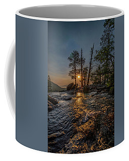 Washed With Golden Rays Coffee Mug