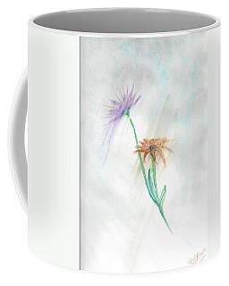Washing Away Coffee Mug