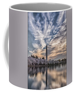Washington Blossom Sunrise Coffee Mug