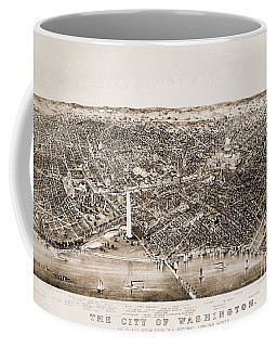 Washington D.c., 1892 Coffee Mug
