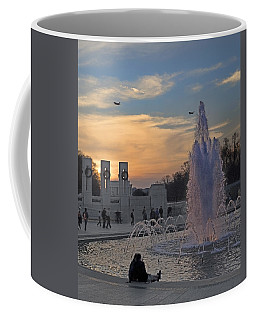 Washington Dc Rhythms  Coffee Mug