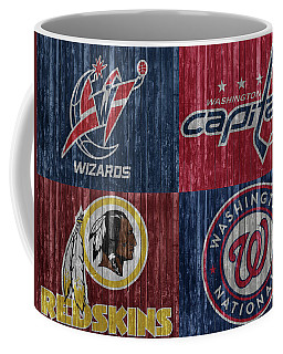 Washington Dc Sports Teams Coffee Mug