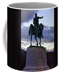 Washington Monument At West Point Coffee Mug