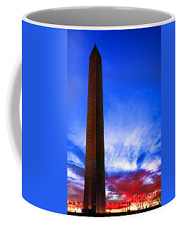 Washington Monument Glory Coffee Mug