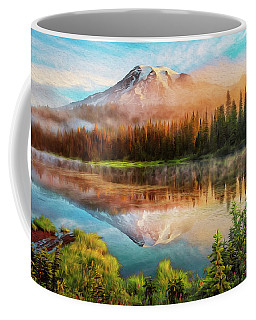 Washington, Mt Rainier National Park - 04 Coffee Mug