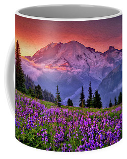 Washington, Mt Rainier National Park - 05 Coffee Mug