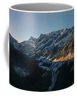Washington Pass Rising Coffee Mug
