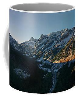 Washington Pass Rising Coffee Mug