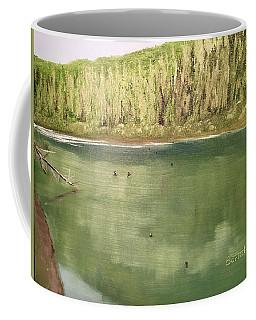 Washington Pine Lake Coffee Mug
