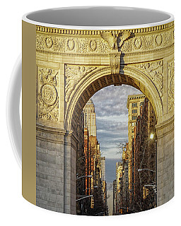 Washington Square Golden Arch Coffee Mug