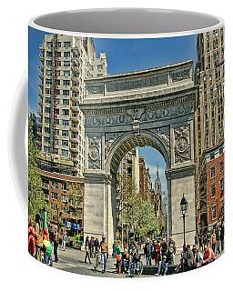 Washington Square Park - N Y C Coffee Mug
