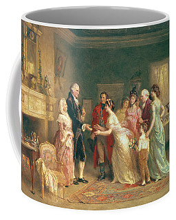 Washingtons Birthday Coffee Mug