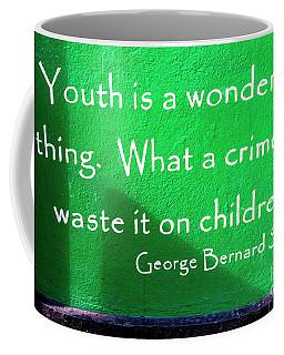 Wasted Youth Coffee Mug