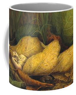 Watch Where You Step Coffee Mug