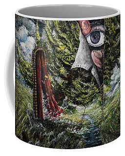 Watchers  Coffee Mug