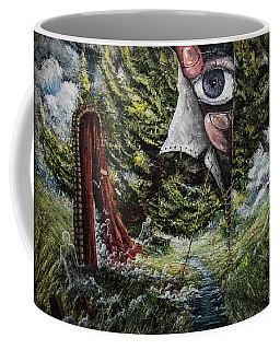 Watchers  Coffee Mug by Mariusz Zawadzki