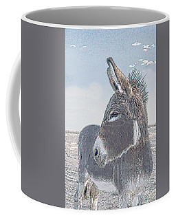 Watchful Gaze Coffee Mug