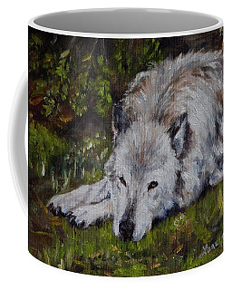 Watchful Rest Coffee Mug