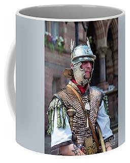 Watching The Borders Of The Empire Coffee Mug