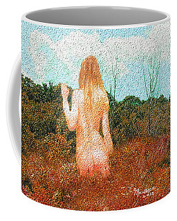 Watching Summer's Finale Coffee Mug