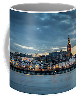Watching The City Lights, Nijmegen Coffee Mug