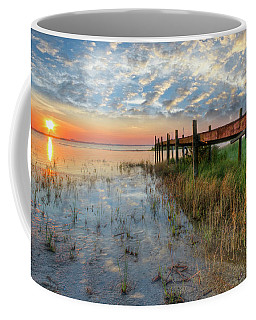 Watching The Sun Rise Coffee Mug