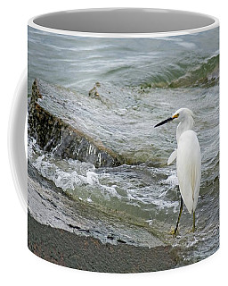 Watching The Tide Come In Coffee Mug