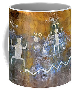 Watchtower Rock Art  Coffee Mug