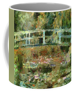 Waterlily Pond Coffee Mug