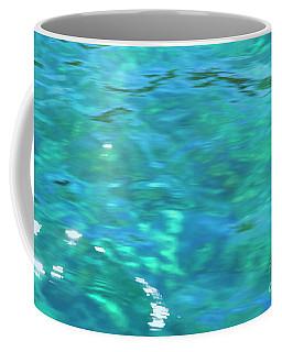 Water Abstract Coffee Mug