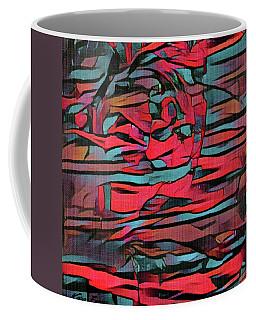 Water And Fire Coffee Mug
