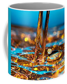 Water And Oil Coffee Mug