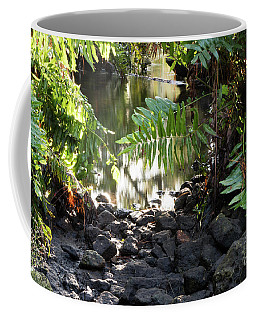 Water And Rocks Coffee Mug
