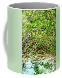 Water And Wind Coffee Mug