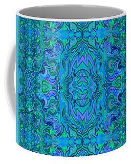 Water Art Pattern  Coffee Mug