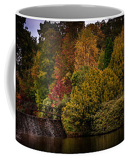 Coffee Mug featuring the photograph Water Cascade by Ryan Photography