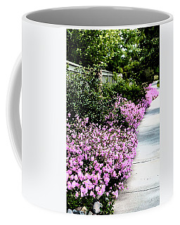 Water Color Coffee Mug by Nancy Marie Ricketts