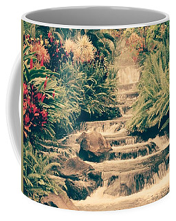 Water Creek Coffee Mug by Sheila Mcdonald