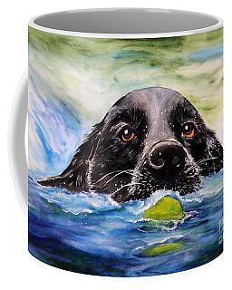 Water Dog Coffee Mug